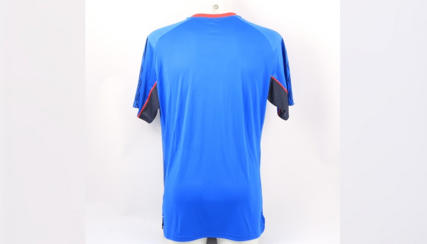 Carlisle United Official Poppy Shirt Signed by the Team