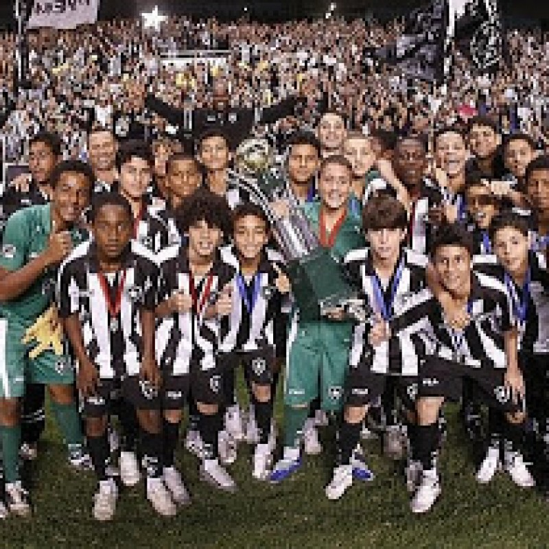 Botafogo's N°17 Match Shirt, 2010 Season