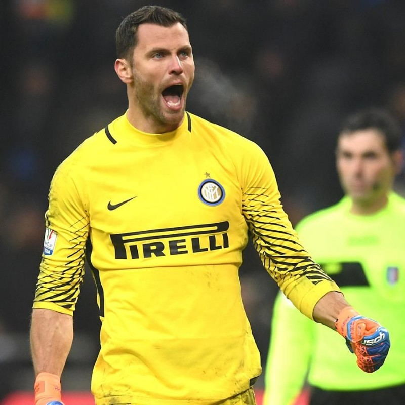 Become an Inter FC Goalkeeper and Play the San Siro CharityDerby