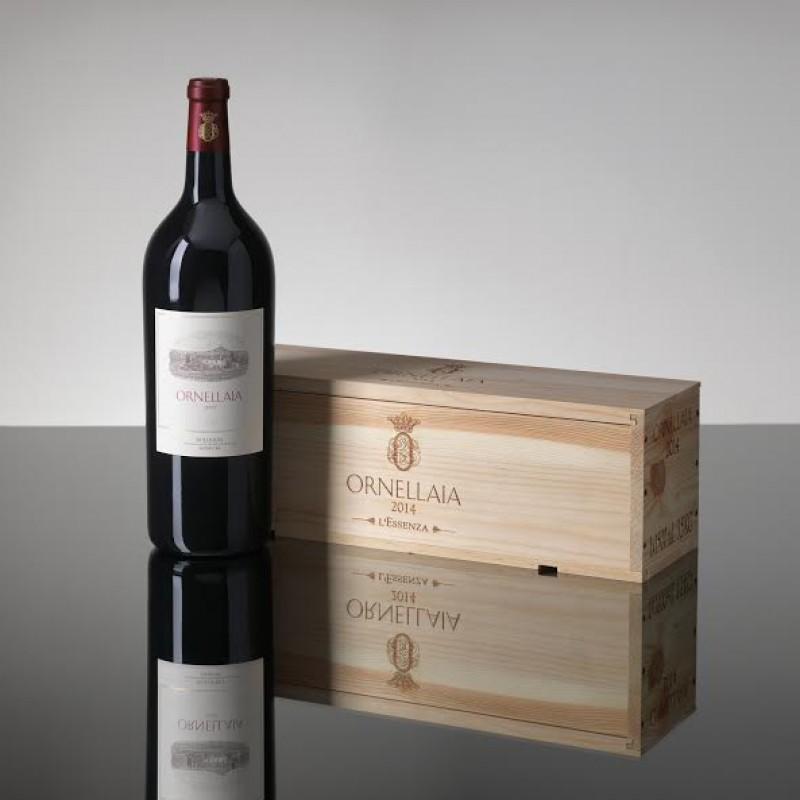 """Exclusive Ornellaia 2014 """"L'Essenza"""" Wine"""
