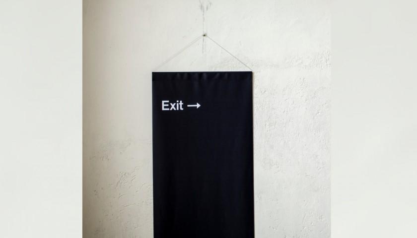 """EXIT"" Photograph by Lorenzo Passoni"