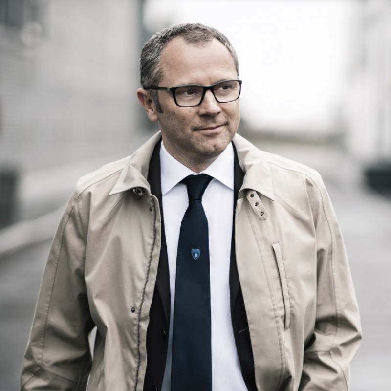 Lunch with Stefano Domenicali, Lamborghini CEO and Former Ferrari F1 Team Manager
