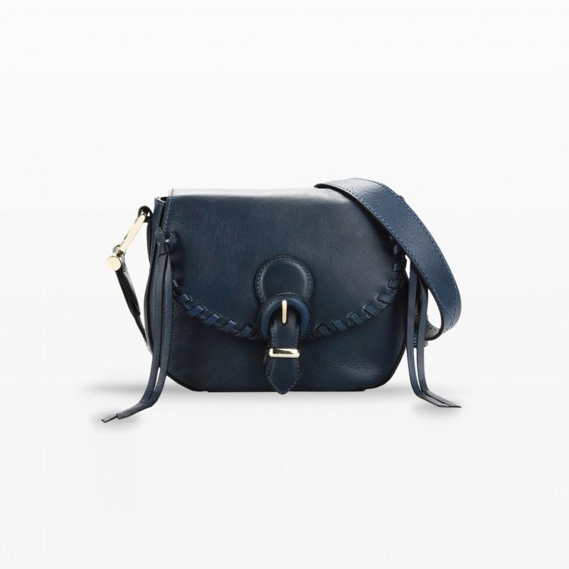 Black Trussardi Shoulder Bag