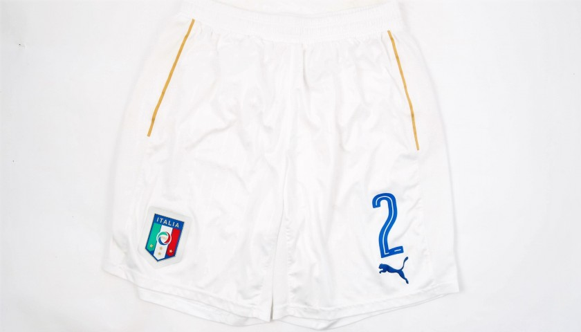 De Sciglio's Match Kit, Italy-Spain 2016