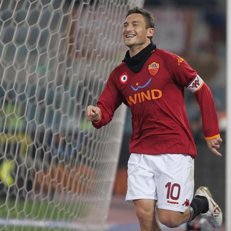 Totti's Captain's Armband - Partita del Cuore, 2008