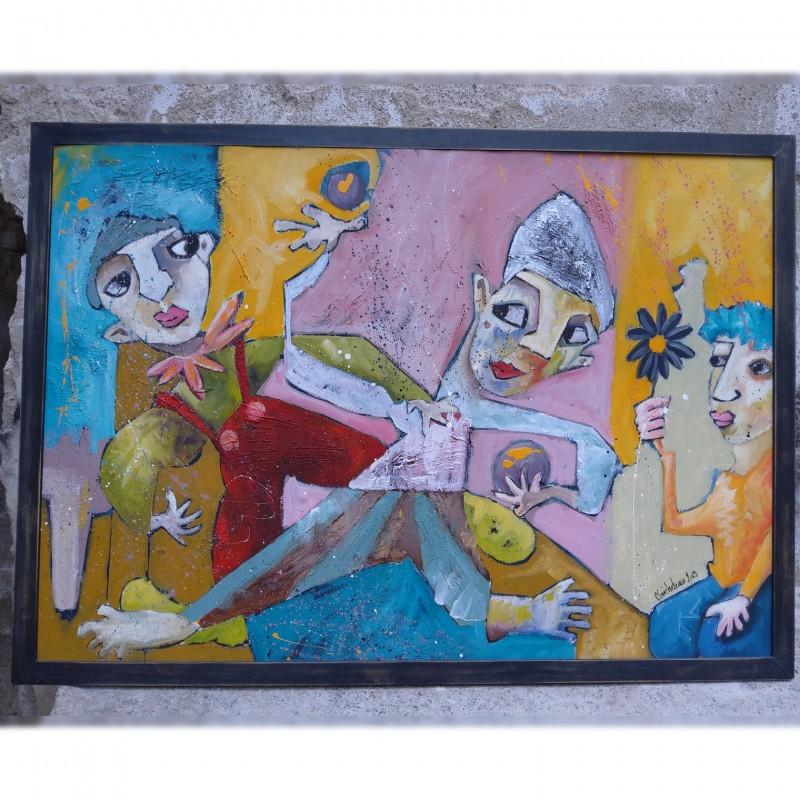 """""""Freaks"""" by Cécile Guicheteau"""