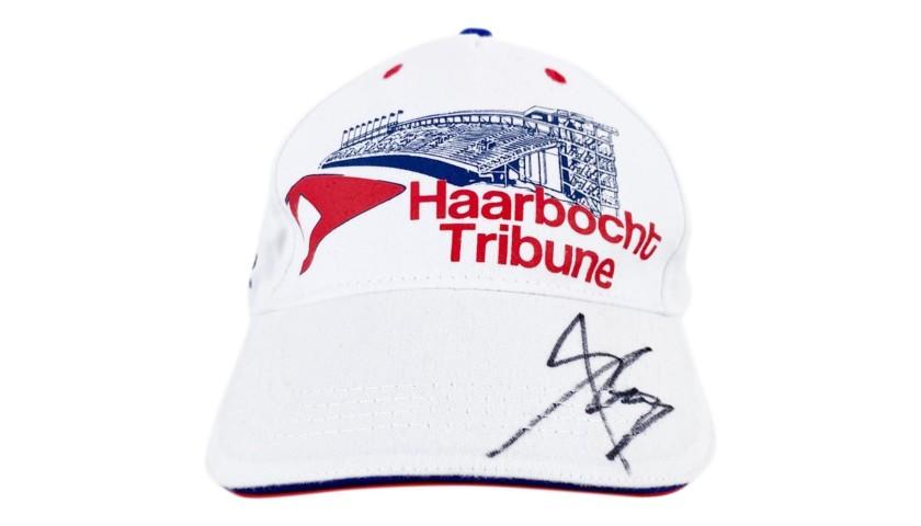 Haarbocht Tribune Cap - Signed by Marc Marquez