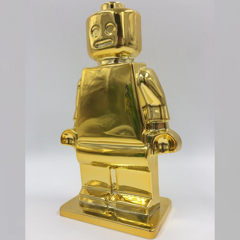"""Alter Ego Oscar"" - Sculpture by Alessandro Piano"