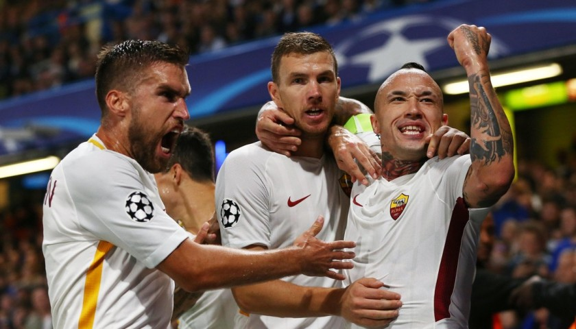 Watch the Roma-Qarabag FK Match from the Monte Mario Box