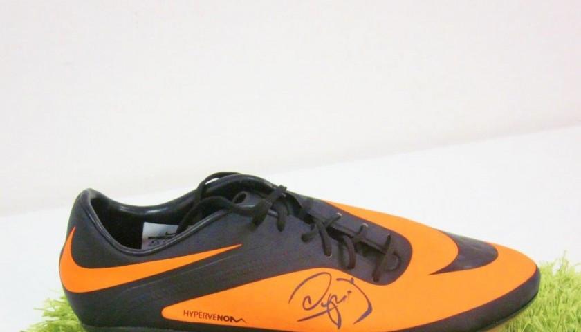 e9540111db3 Scarpe di Neymar FC Barcelona autografate - CharityStars