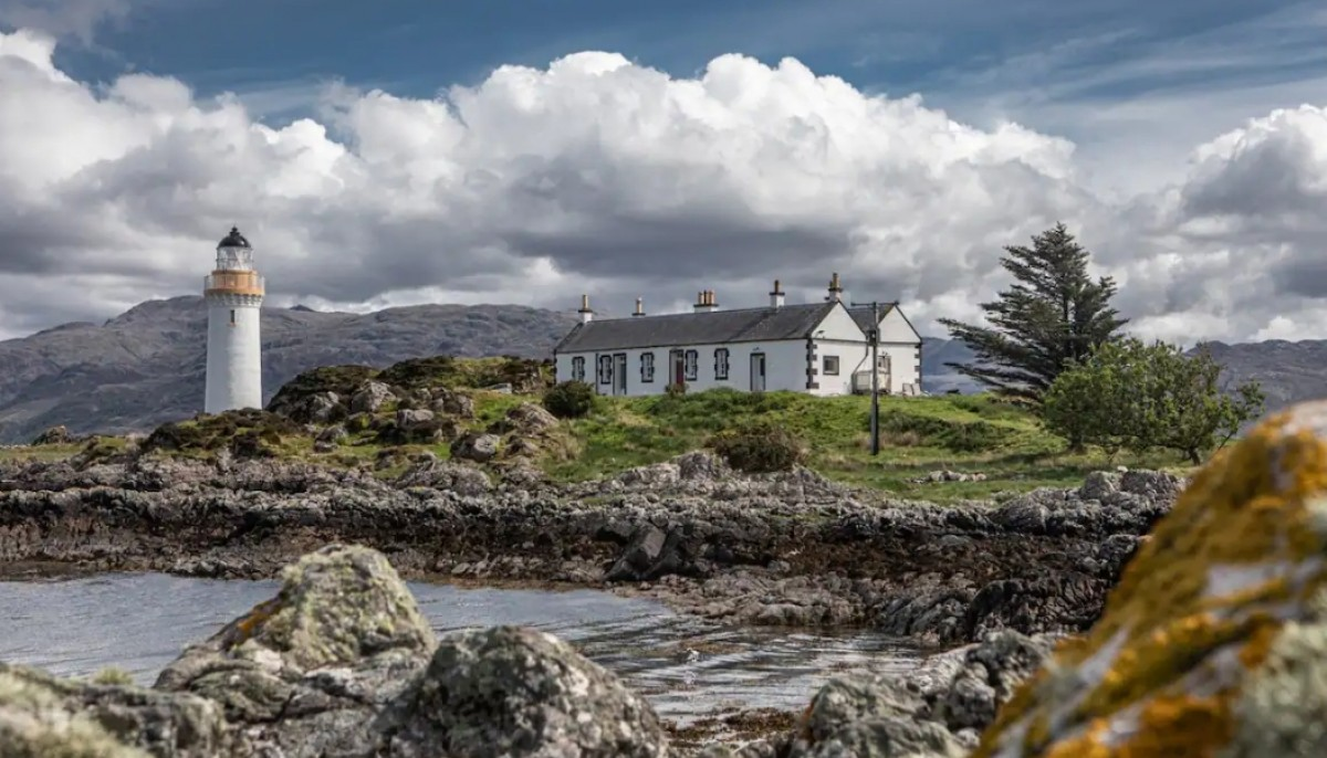 Win a Holiday on a Private Island  in the Scottish Highlands