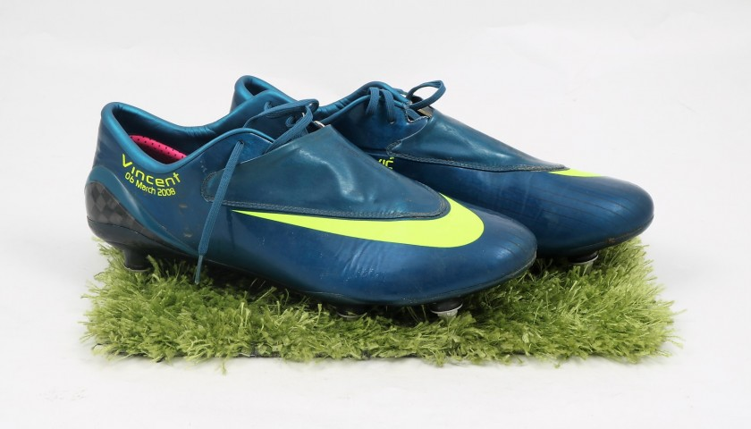 recognized brands hot sale online speical offer Ibrahimovic's Match-Worn Nike Cleats, Serie A 2008/09 - CharityStars