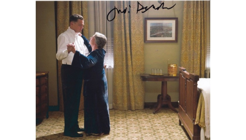 """J. Edgar"" - Photograph Signed by Judi Dench"