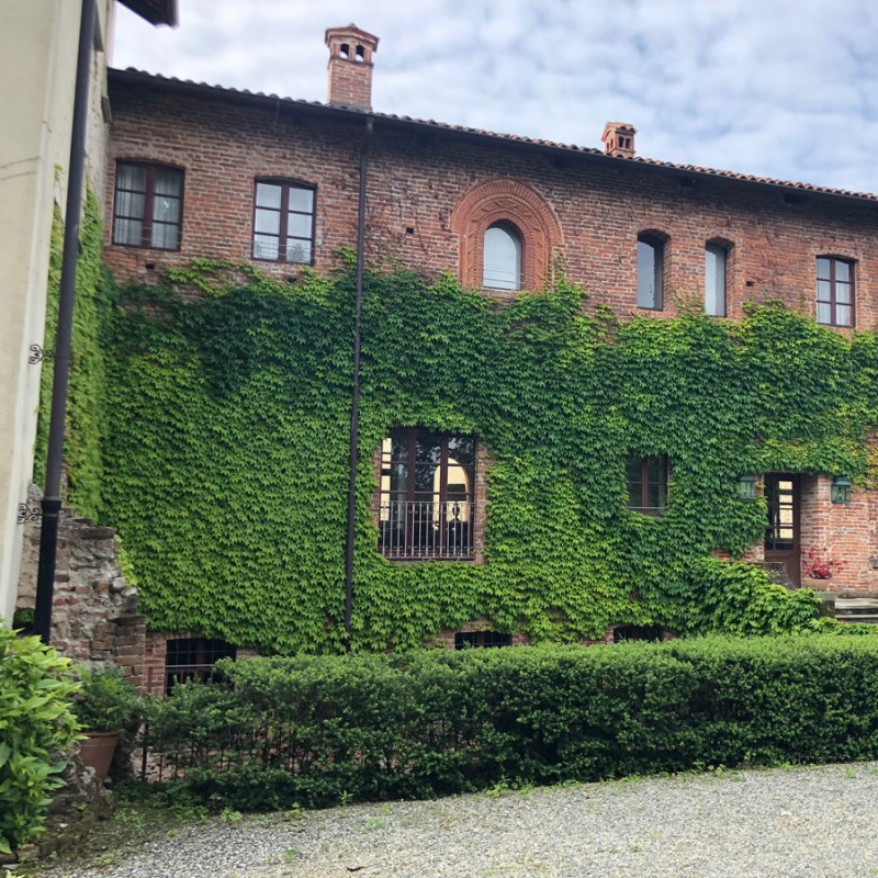 A Stay for Two at Foresteria del Castello in Piedmont, Italy