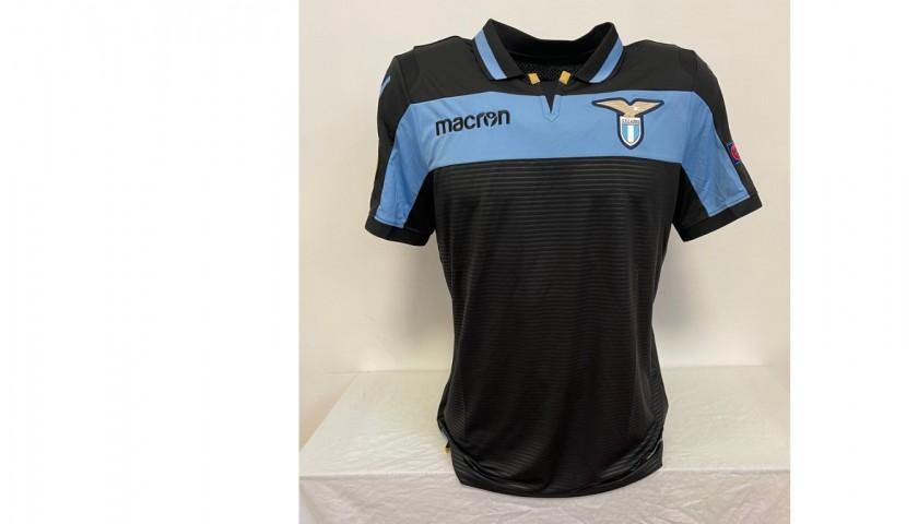 Luis Alberto's Lazio Match Shirt, EL 2018/19