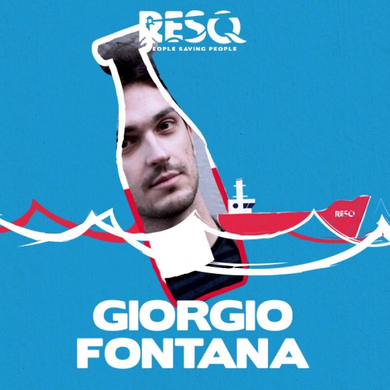 Giorgio Fontana: Message in a Bottle