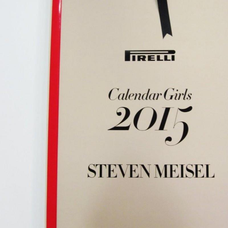 """The Cal"" Pirelli 2015 Calendar Girls"