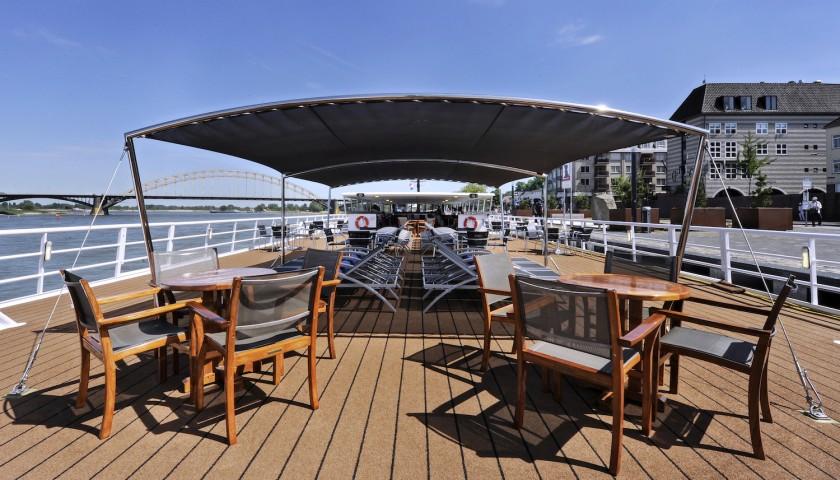 Enjoy a Cruise for 2 on the Rhine aboard the MS Crucevita