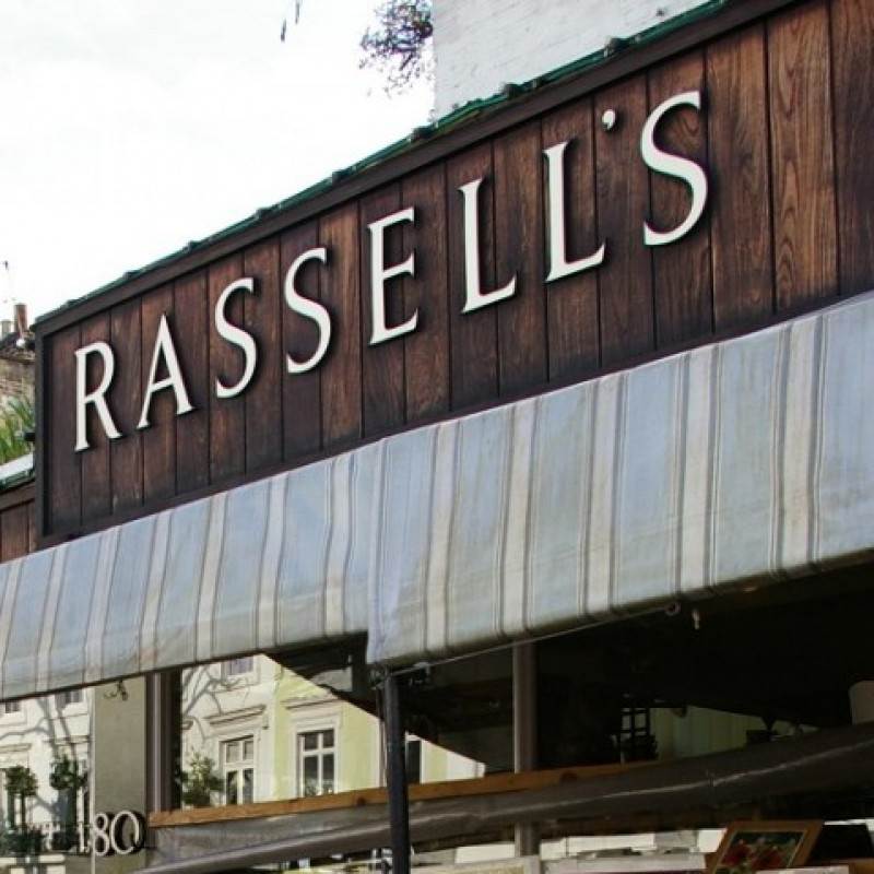 Rassells of Kensington Christmas Wreath