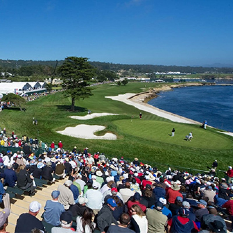 2019 US Open Golf Tournament at Pebble Beach