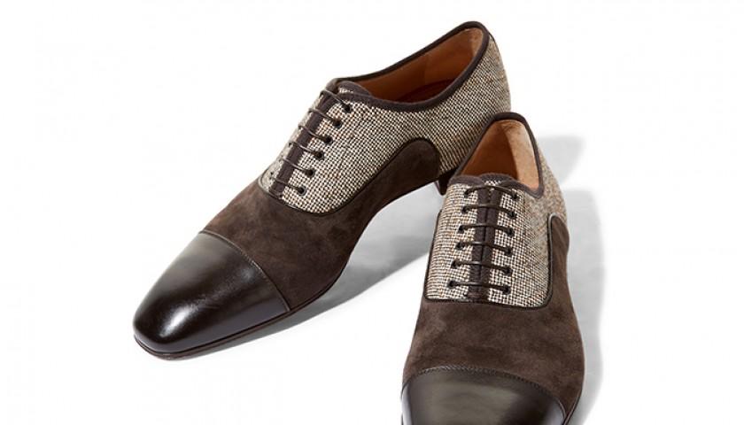 Autographed Louboutin Shoes