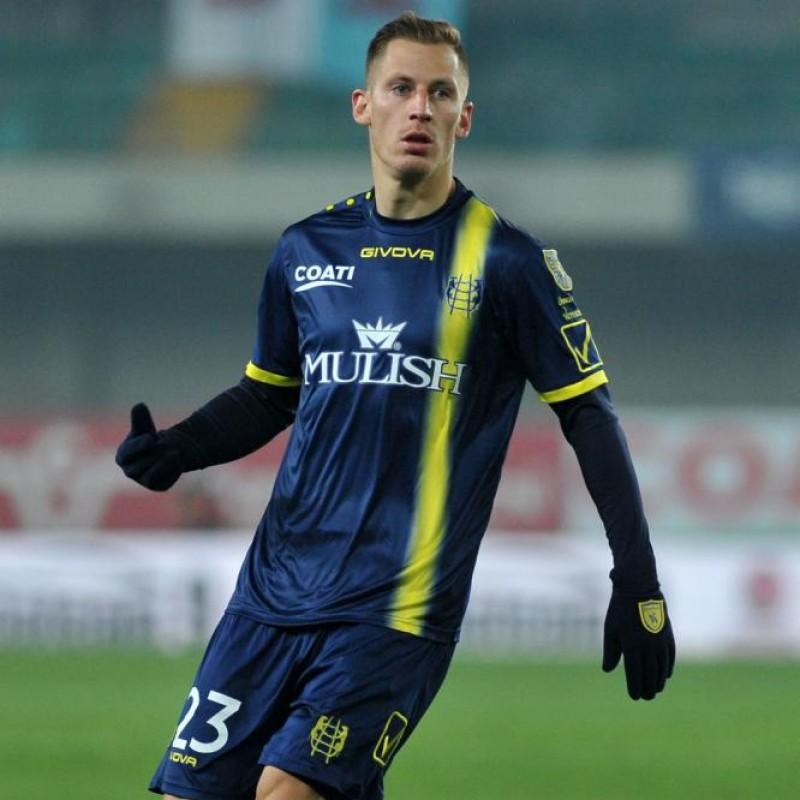 Birsa's Match Shirt, Chievo-Lazio 2018