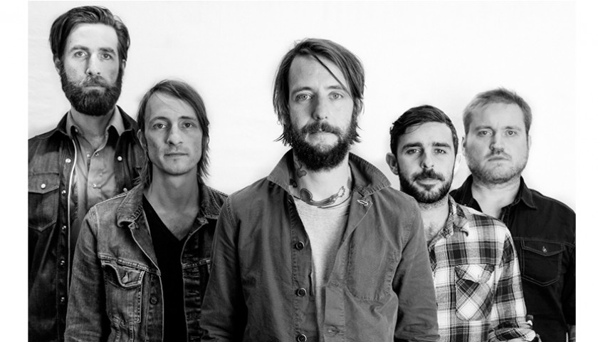 Band of Horses Signed Shoes