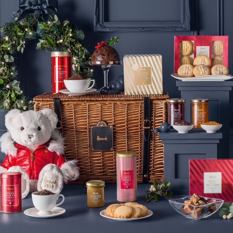 The Grosvenor Hamper from Harrods
