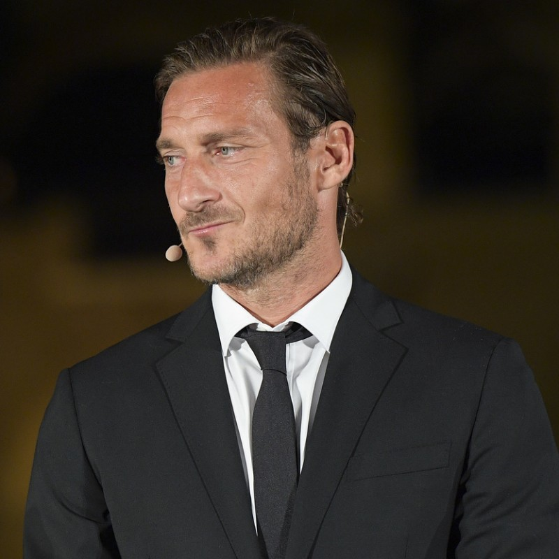 Enjoy Lunch with Francesco Totti in Rome