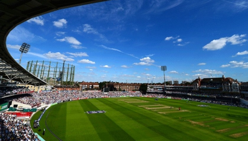 Two Ashes Tickets with Michael Vaughan Experience at the Oval