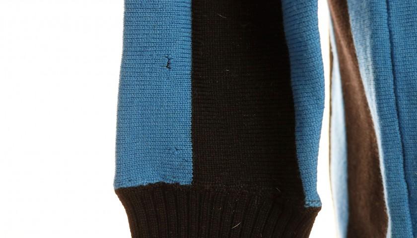 Mazzola's Inter Worn Shirt, 1967/68