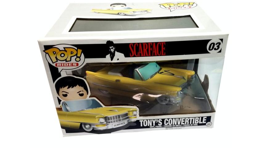 "Al Pacino Hand Signed ""Scarface"" Funko Pop! Figure"