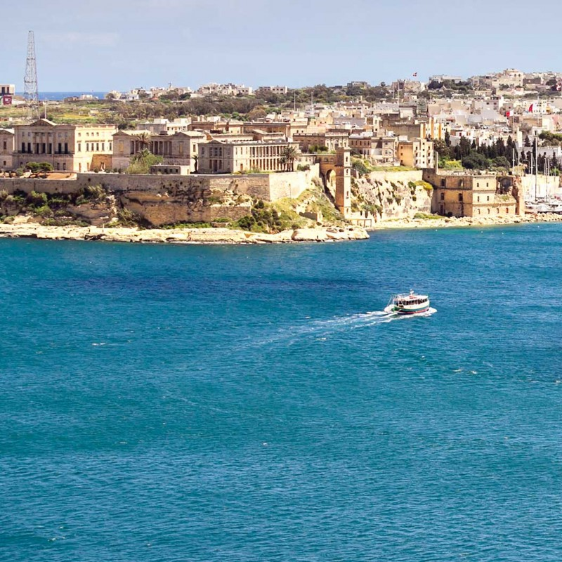 International Championships Powerboat Experience in Malta