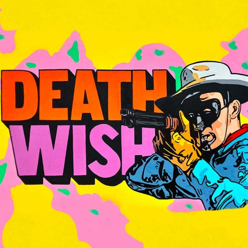 Death Wish by Andrew Tosh