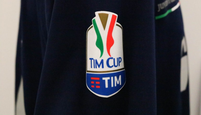 Radu's Match-Issue/Worn and Signed Shirt, Tim Cup Final