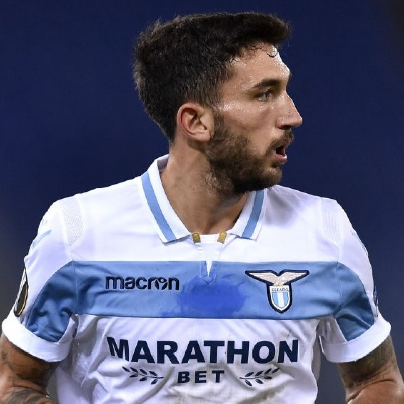 Cataldi's Match Shirt, Lazio-Marseille 2018