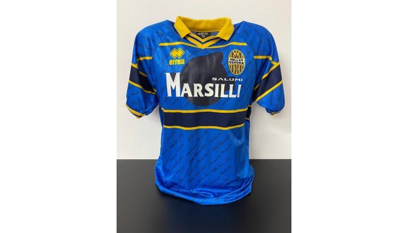 Hellas Verona Match Shirt, 1999/00