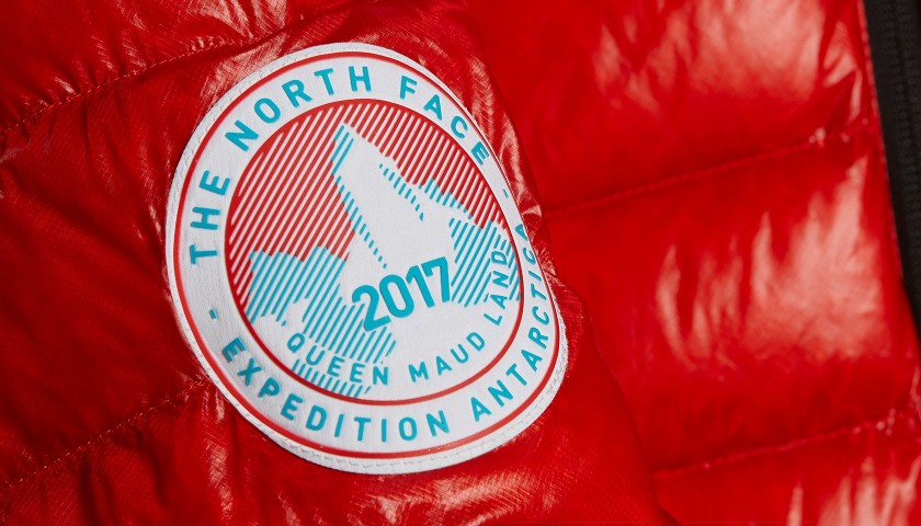 The North Face Antarctica Summit Series L3 Down Jacket from Alex Honnold