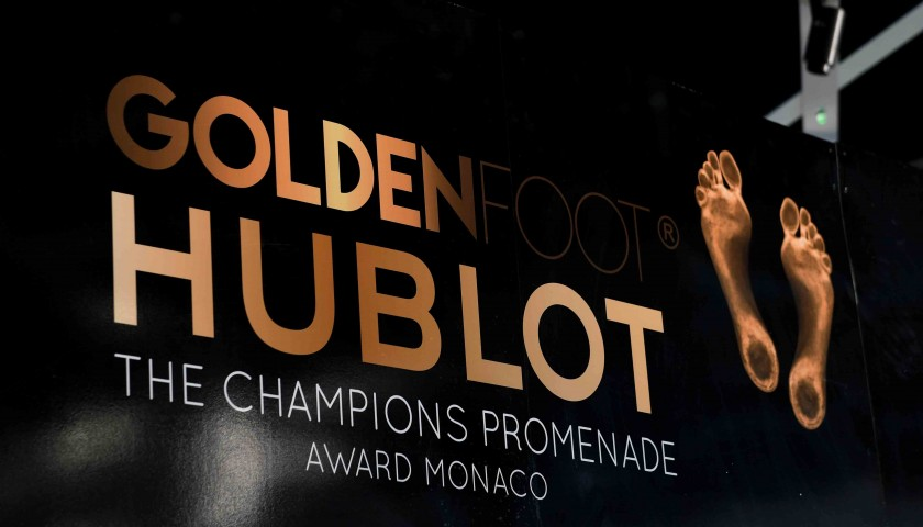 Two days at the Golden Foot Award + Fairmont hotel stay in Monte Carlo