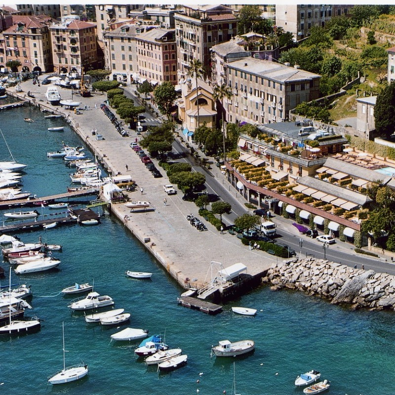 A Night for 2 at Hotel Laurin - Portofino and a cadeau