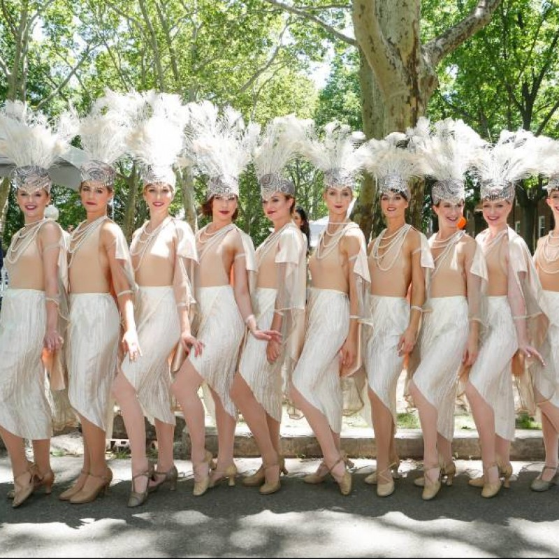 Jazz Age Lawn Party & Birdland Jazz Club for 2