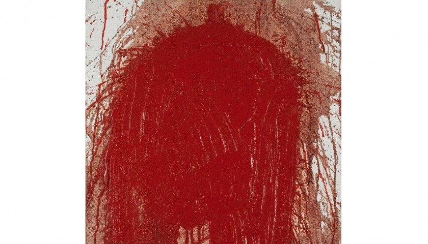 "Hermann Nitsch ""KK Manfred"" 2010"