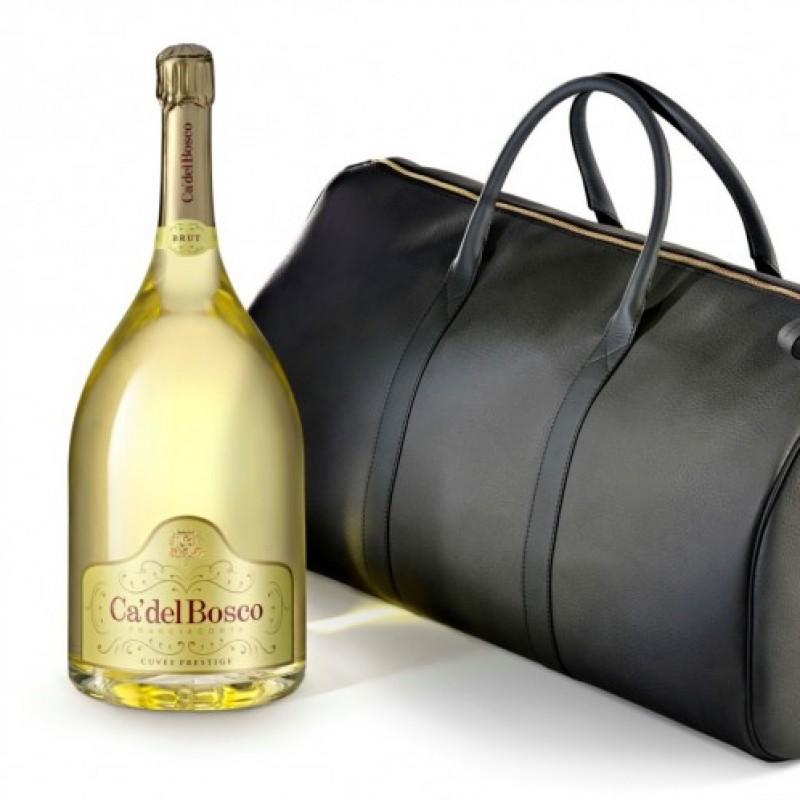 Special 6-liter bottle of Ca' del Bosco Franciacorta Cuvée Prestige