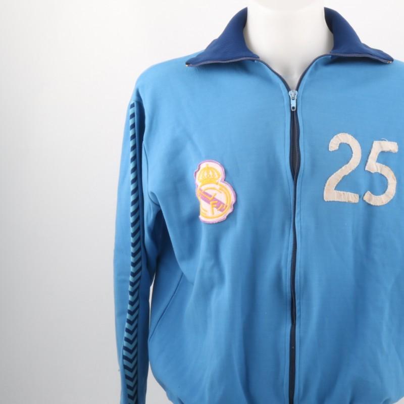 Real Madrid Training Sweatshirt