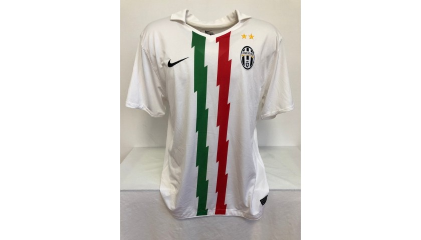 Del Piero's Official Juventus Signed Shirt, 2010/11