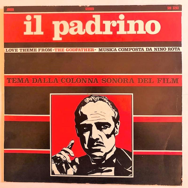 """""""Il Padrino"""" LP by Nino Rota, 1972"""
