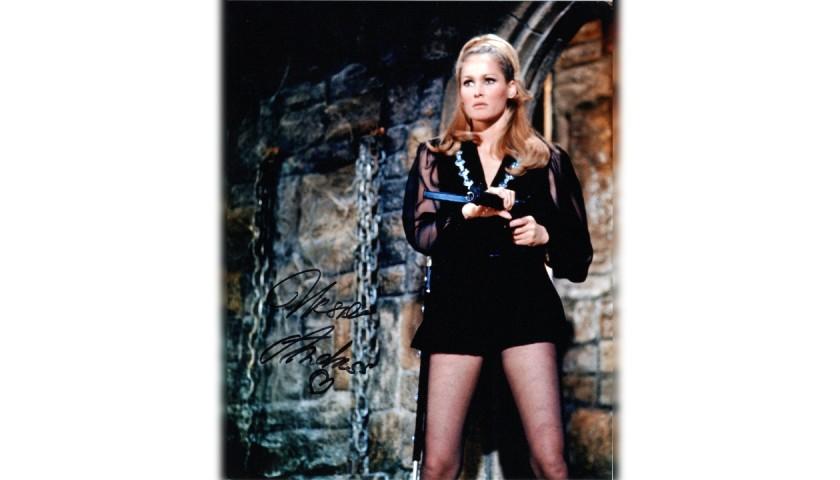 Ursula Andress Signed Photograph - Casino Royale