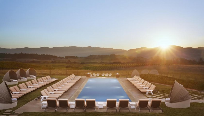 Fly Away to Napa Valley and Dine at The French Laundry