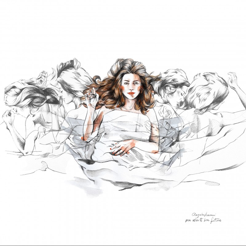 """Wide Awake"" by Angela Varani"