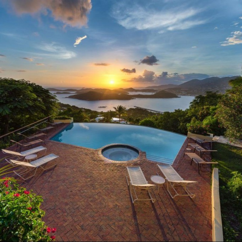 Winner's Choice of a Dream Villa Vacation in Belize, Costa Rica or St. Thomas